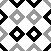 Azulejos adesivos Square Damier