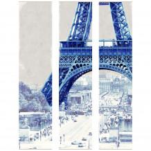 Quadro decorativo de parede DECORAÇÃO PARIS A TORRE EIFFEL
