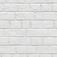 Revestimento Element 3D tijolo branco