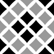 Azulejos adesivos Square Cross