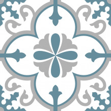 Azulejos adesivos Square Flore