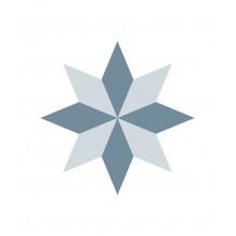 Azulejos adesivos Diamond Rosace